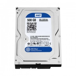 WD Blue Desktop 500GB