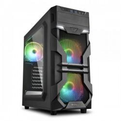 Sharkoon VG7-W RGB Midi ATX...